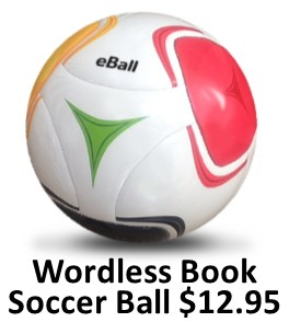 Good News Beach Balls - Uses Wordless Book colors