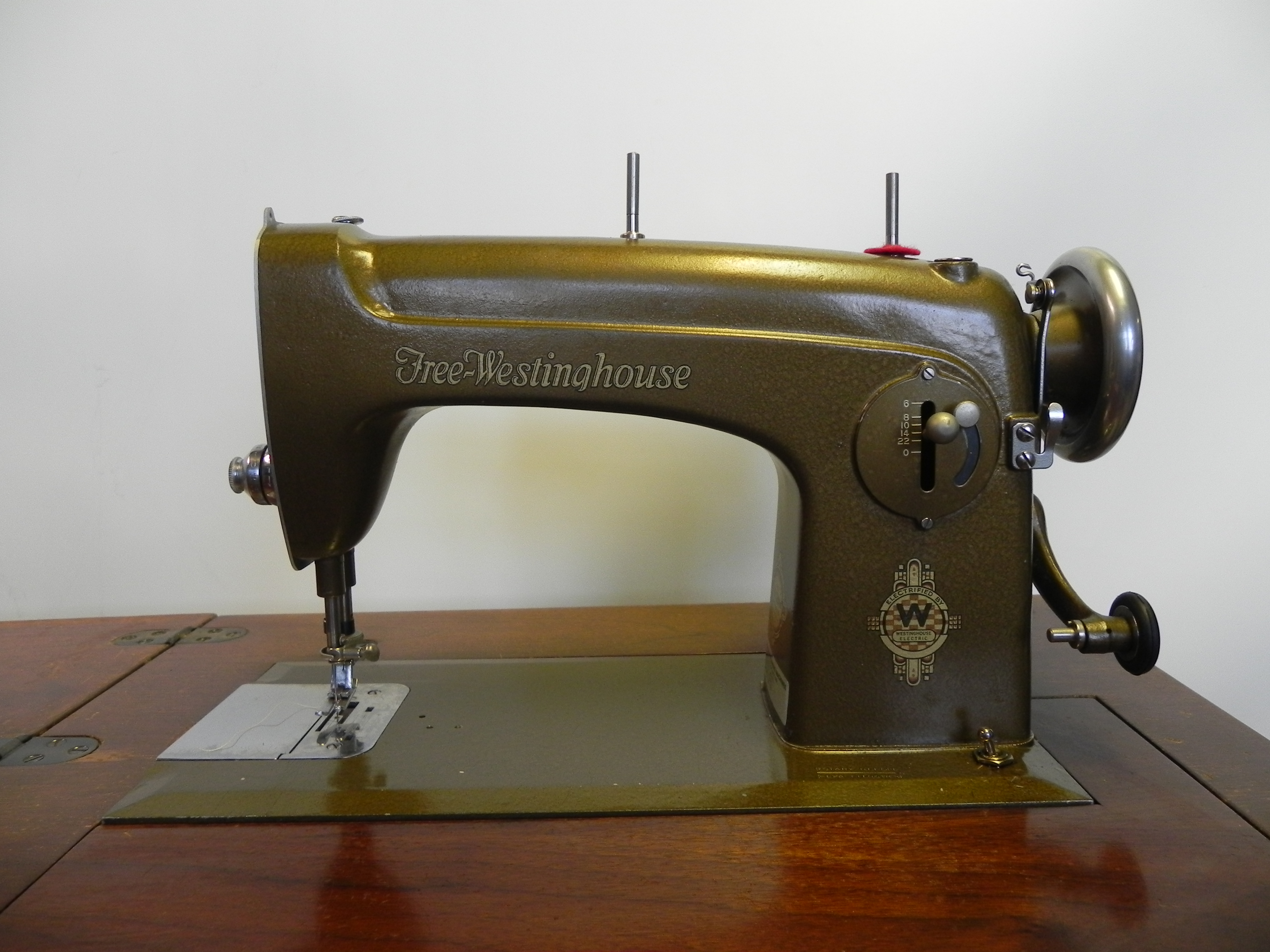 Sewing Machine Free Westinghouse Model Alc