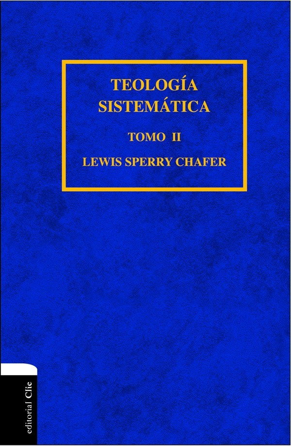 teologia sistematica lewis sperry chafer pdf